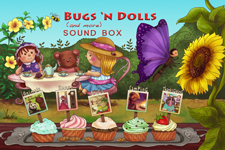 Bugs and Dolls Sound Box